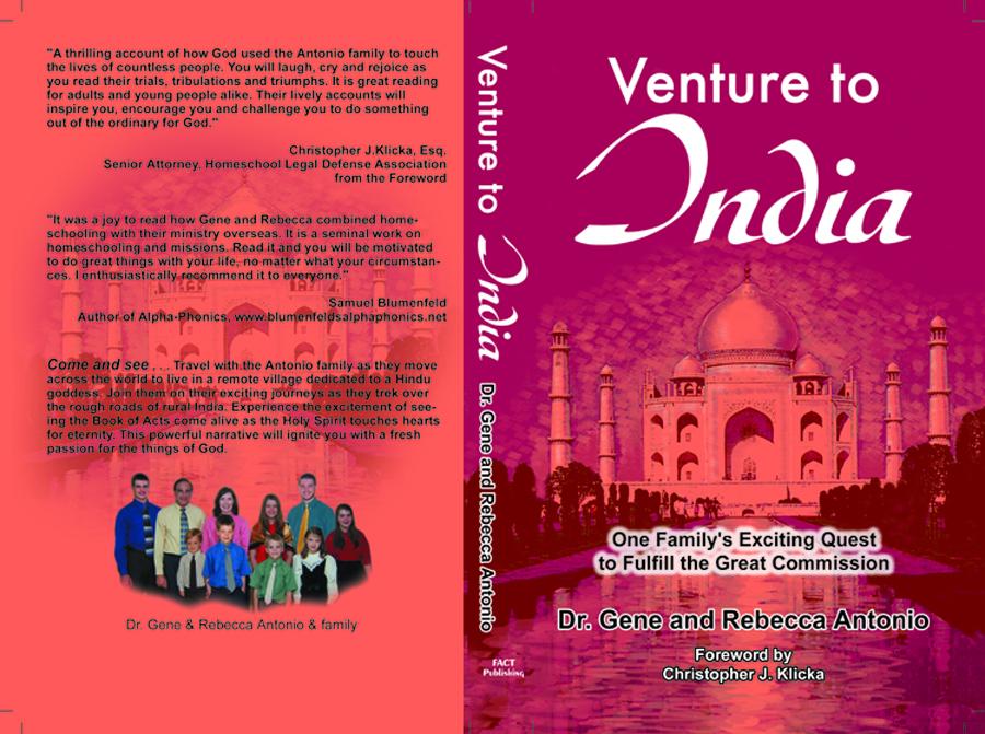 Book: Venture to India